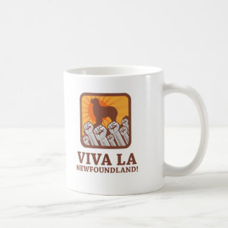 ニューファウンドランド コーヒーマグカップ