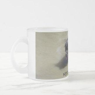 ニューファウンドランド フロストグラスマグカップ