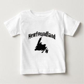 ニューファウンドランド ベビーTシャツ
