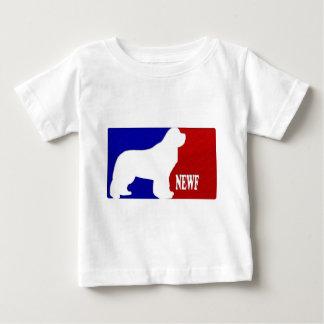 ニューファウンドランドNBA 2010年 ベビーTシャツ