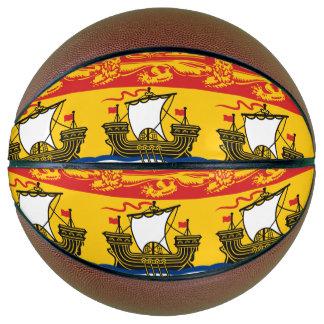 ニューブランズウィックの旗 バスケットボール
