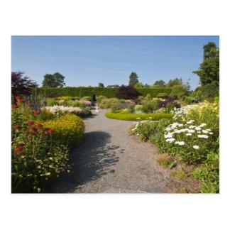 ニューブランズウィック、カナダ。 St.のKingsbraeの庭 ポストカード