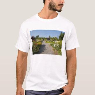 ニューブランズウィック、カナダ。 St.のKingsbraeの庭 Tシャツ