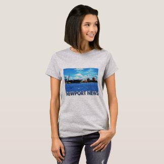 ニューポートのニュース、VA Tシャツ