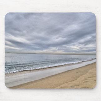 ニューポートビーチの景色 マウスパッド