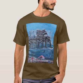 ニューポートビーチ桟橋 Tシャツ