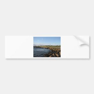 ニューポートビーチ バンパーステッカー