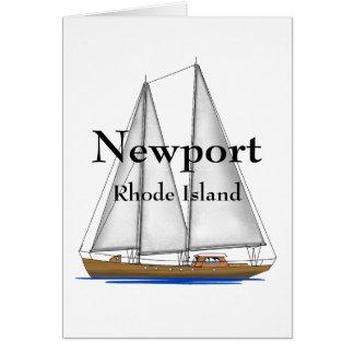 ニューポートロードアイランド カード