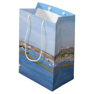 ニューポート上部の湾-背部湾 ミディアムペーパーバッグ