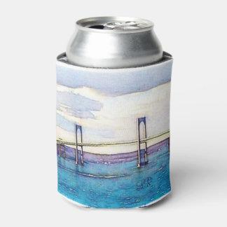 ニューポート橋モノグラムはクーラーとのできます 缶クーラー