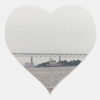 ニューポート橋 ハートシール