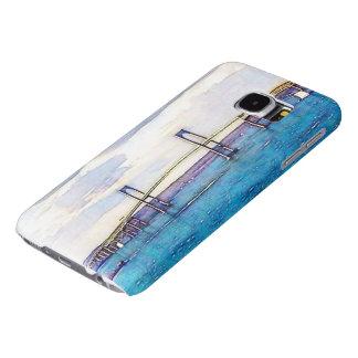 ニューポート橋Samsungの銀河系S6の箱 Samsung Galaxy S6 ケース