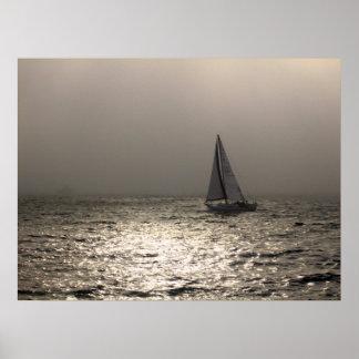 ニューポート港の航海 ポスター