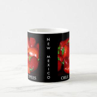 ニューメキシコのチリペッパー(チリ) コーヒーマグカップ