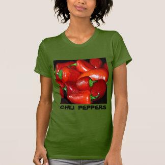ニューメキシコのチリペッパー(チリ) Tシャツ