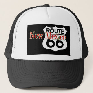 ニューメキシコのルート66 キャップ