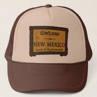 ニューメキシコの喜ばしい徴候の記念品の帽子 キャップ