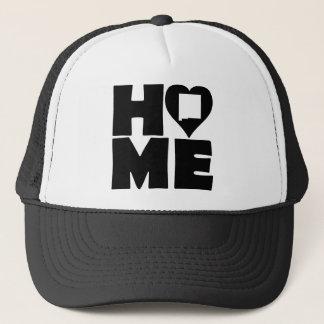 ニューメキシコの家のハートの州の球の帽子のトラック運転手の帽子 キャップ