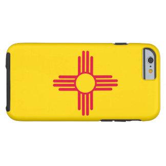 ニューメキシコの州の旗のデザイン ケース