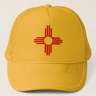 ニューメキシコの旗の帽子 キャップ
