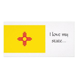 ニューメキシコの旗 カード