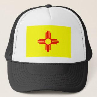 ニューメキシコの旗 キャップ