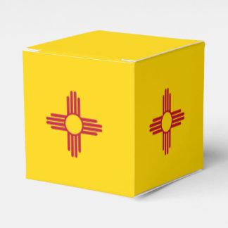 ニューメキシコの旗 フェイバーボックス