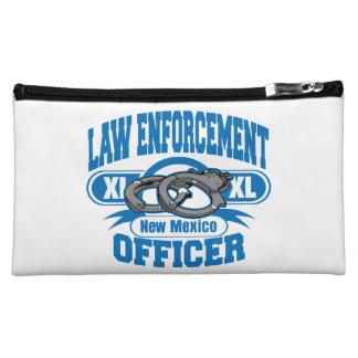 ニューメキシコの法執行官の手錠 コスメティックバッグ