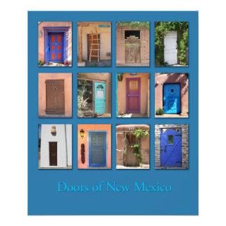 ニューメキシコ版1のドア フォトプリント