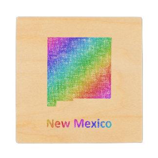 ニューメキシコ ウッドコースター
