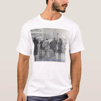 ニューヨーカーは溶けません Tシャツ