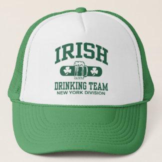 ニューヨークのアイルランドの飲むチーム キャップ