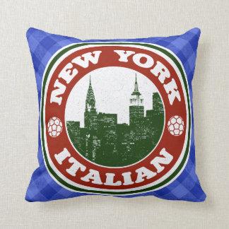 ニューヨークのイタリアンなアメリカのクッション クッション