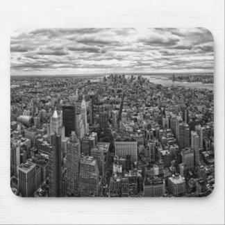 ニューヨークのスカイライン マウスパッド