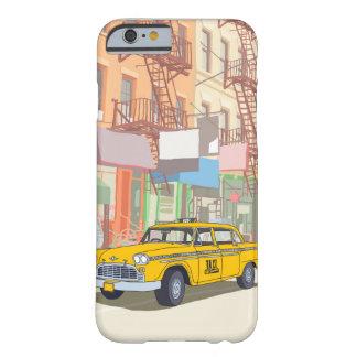 ニューヨークのタクシー BARELY THERE iPhone 6 ケース