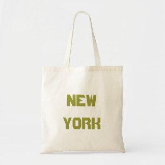 ニューヨークのバッグ トートバッグ