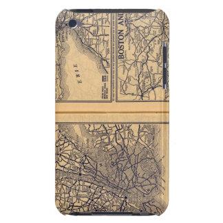 ニューヨークのバッファロー、ボストン Case-Mate iPod TOUCH ケース