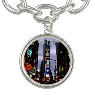 ニューヨークのブレスレットのタイムズ・スクエアNY都市記念品 ブレスレット