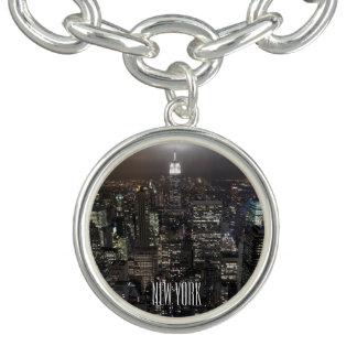 ニューヨークのブレスレット帝国州NY都市記念品 ブレス