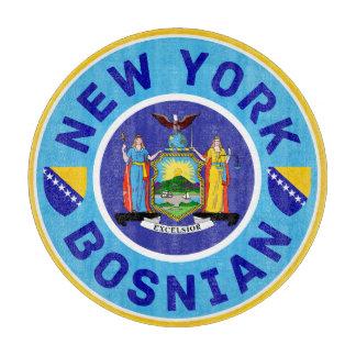 ニューヨークのボスニアのアメリカのまな板 カッティングボード