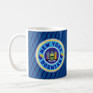 ニューヨークのボスニアのアメリカのコーヒーカップ コーヒーマグカップ