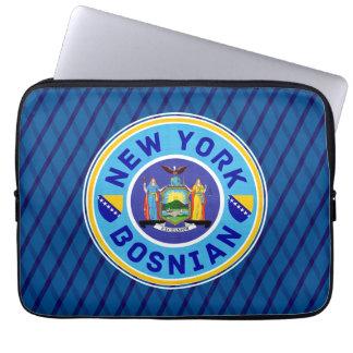 ニューヨークのボスニアのアメリカのラップトップカバー ラップトップスリーブ