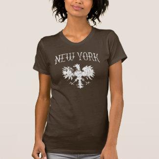 ニューヨークのポーランドのTシャツ Tシャツ