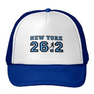 ニューヨークのマラソン ハット
