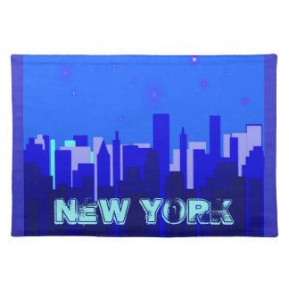 ニューヨークのランチョンマット ランチョンマット
