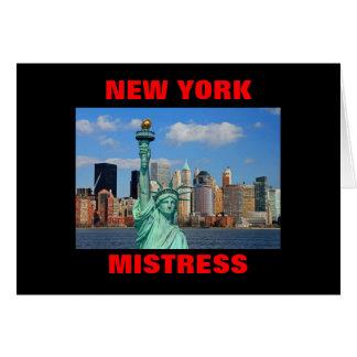 ニューヨークの主婦 カード