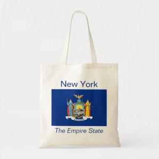 ニューヨークの旗のバッグ トートバッグ