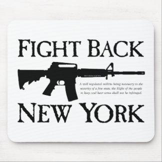 ニューヨークの暴動製品を戦って下さい マウスパッド