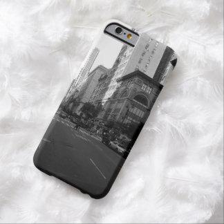 ニューヨークの白黒箱 BARELY THERE iPhone 6 ケース