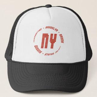 ニューヨークの自治区の帽子 キャップ